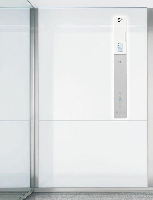 BT-I-TFT-LED Control Panel