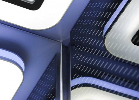 LD illuminated ceilings