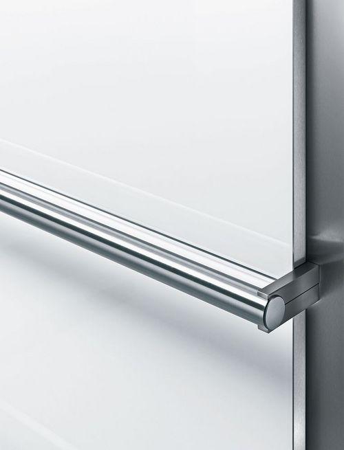 HL hand rail, stainless steel fine ground