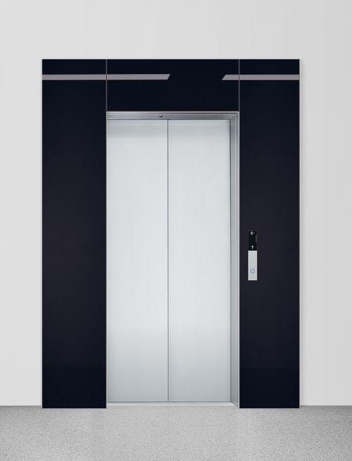 CG-X doors portal P-CG black
