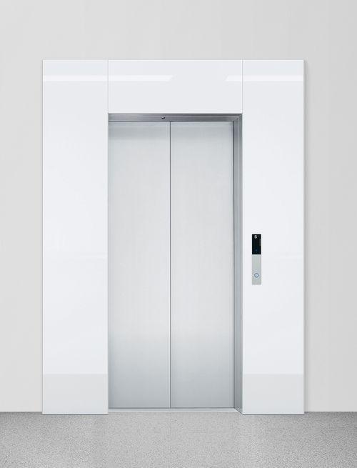 CG-X doors portal P-CG white
