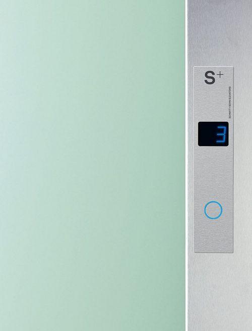 BT-TP-LED-66-1 control panel