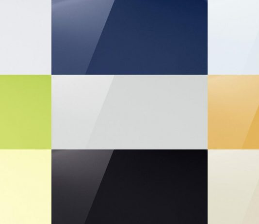 MFO Materials, colours, surfaces